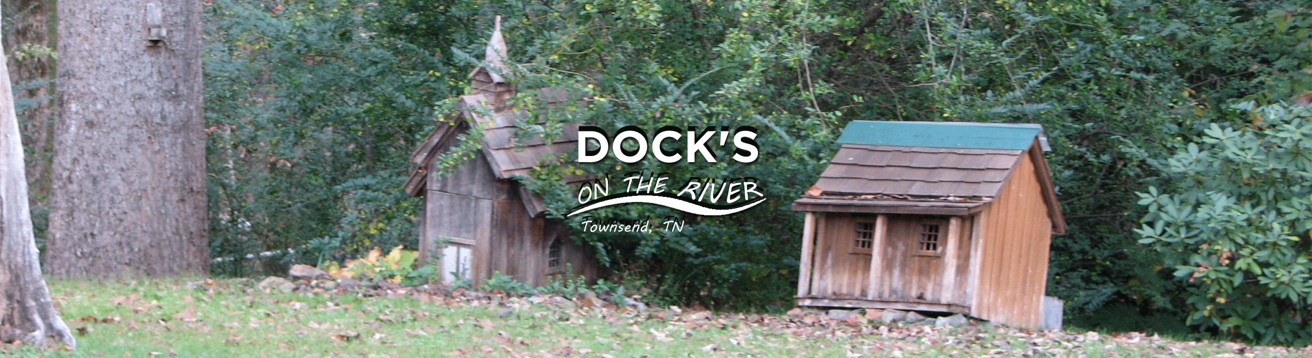 Dock's On The River Cabins and Motel Townsend TN