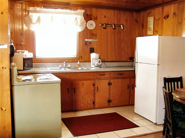 1 Bed Kitchenette