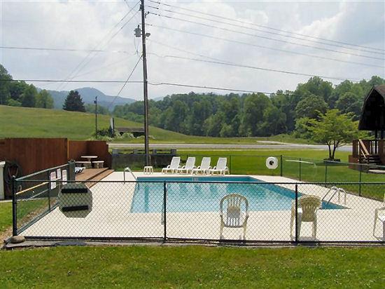 Swimming Pool: Open May through September, Salt Water Pool